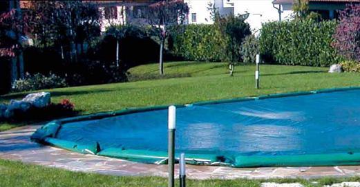 Come scegliere la tua copertura invernale per piscina blog piscine - Piscina sopra terra ...