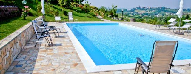 Scegliere una piscina in pannelli d'acciaio