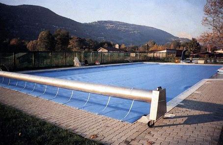 Scopri i vantaggi e benefici delle coperture isotermiche per piscina blog piscine - Piscina sopra terra ...