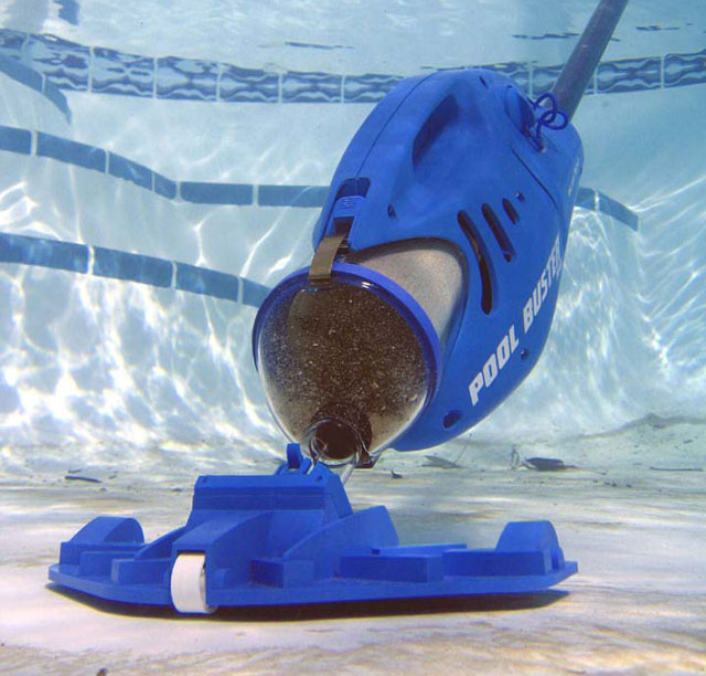 Pulitore pool buster