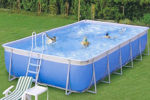 Giardini arredamento piscine gonfiabili - Piscine per giardino ...