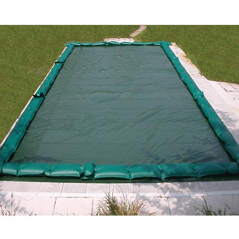 Consigli sulla chiusura della piscina interrata per il for Teli per piscine interrate