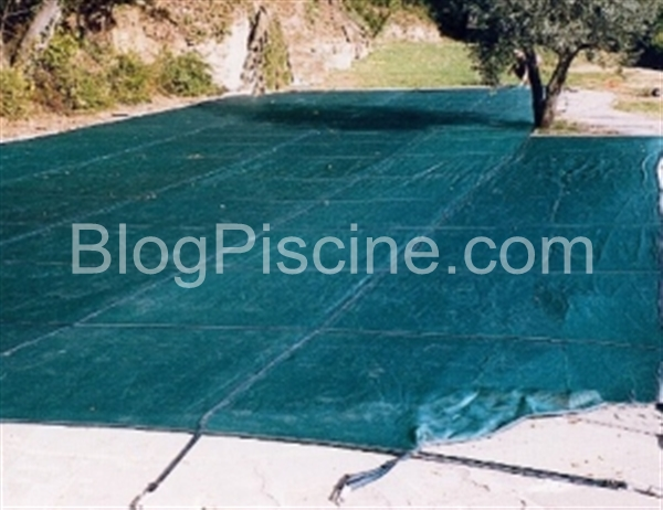 Copertura filtrante retintex blog piscine - Chiusura invernale piscina ...