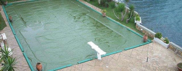 Chiudere la piscina