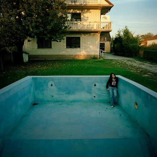 Piscina vuota blog piscine - Piscina interrata permessi ...