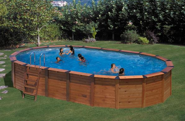 Scopri le piscine fuori terra gre per tutti i gusti e per for Piscine fuori terra rivestite