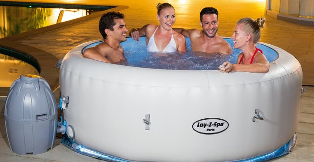 Vasche spa Bestway Lay-Z
