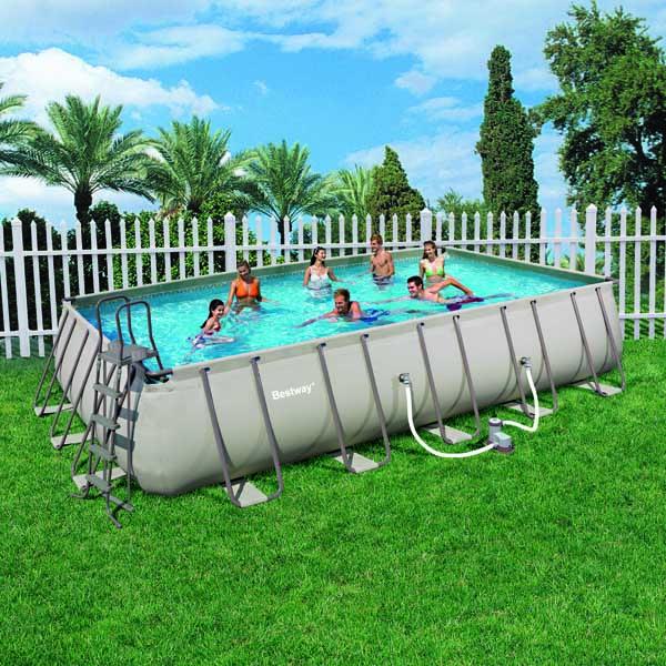 Divertimento e relax con bestway piscine fuori terra for Piscine bestway fuori terra
