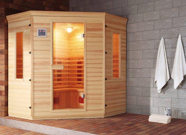 Sauna infrarossi: che cos'è e quali sono i suoi benefici