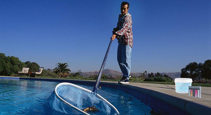Corso per manutentori di piscine foto