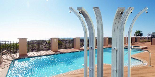 docce solari per piscina spring
