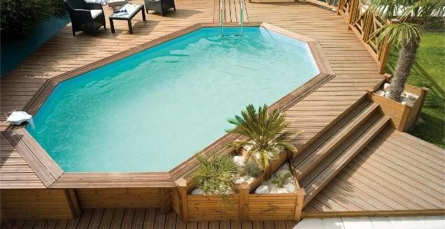 piscine fuori terra in legno odyssea il top di gamma