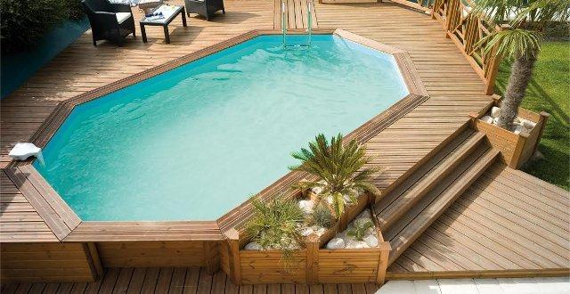 Piscine fuori terra in legno Odyssea: il Top di gamma - Blog Piscine