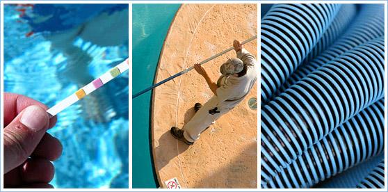 soluzioni manutenzione piscina