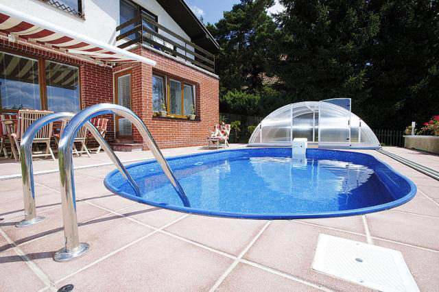 Foto piscina Toscana Pro