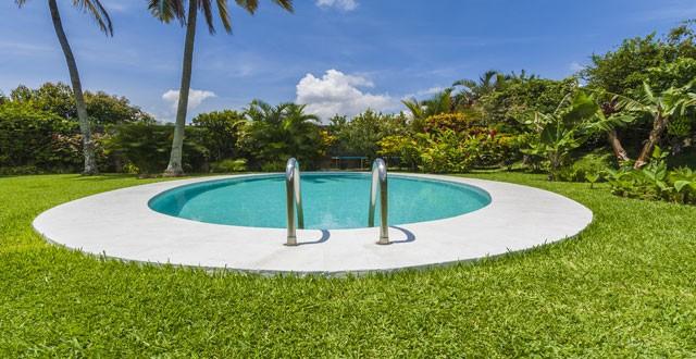 Interrare piscina fuori terra