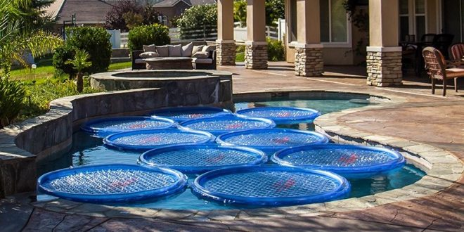 Riscaldare l 39 acqua della piscina a basso costo i solar ring - Riscaldare casa a basso costo ...