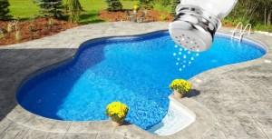 Elettrolisi piscina