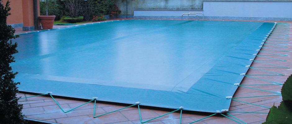 Copertura metodi di fissaggio dei teli per piscine blog piscine - Chiusura invernale piscina ...