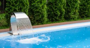 cascate per piscina