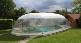 Copertura gonfiabile per piscina Airglobe
