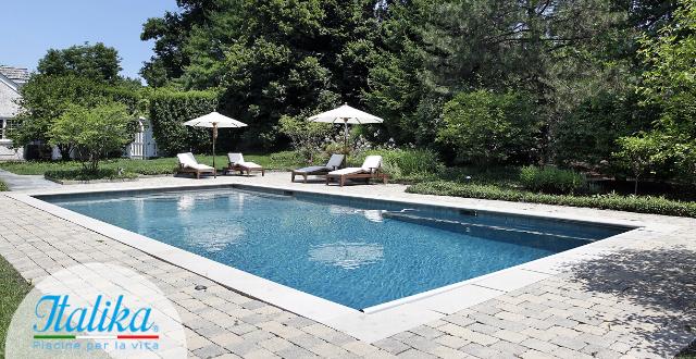 piscine italika in pannelli d'acciaio