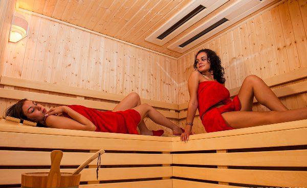 punti in comune sauna infrarossi e finlandese