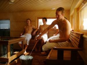 differenza sociale tra sauna finlandese e sauna infrarossi