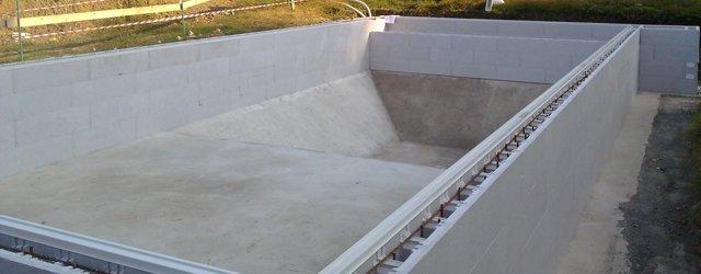 Costo di una piscina in casseri di polistirolo
