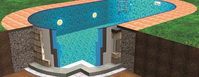 Costo di una piscina interrata in lamiera d'acciaio