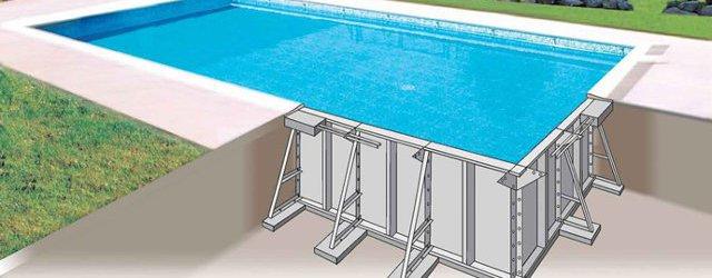 Costo di una piscina in pannelli d'acciaio