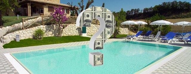 Quanto costa una piscina ecco i prezzi chiavi in mano for Quanto costa una macchina per cucire