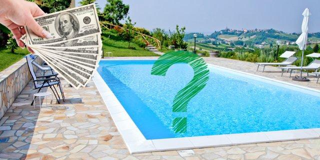 Quanto costa una piscina ecco i prezzi chiavi in mano - Costruire una piscina interrata ...