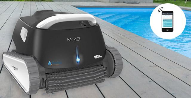mr 40i dolphin migliori robot piscine interrate