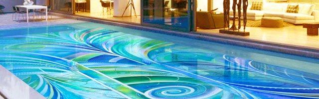 Rivestimenti per piscine tutte le possibilit a disposizione for Colore per piscine