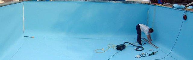 Rivestimenti per piscine in PVC