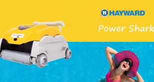 Robot Hayward PowerShark