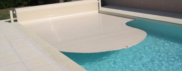 Coperture per piscine di sicurezza a tapparella
