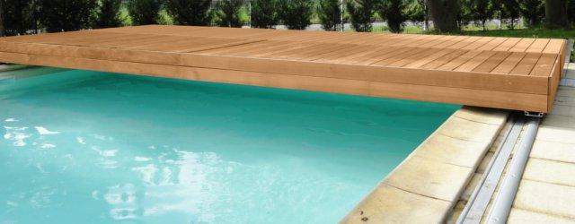 Coperture per piscine a terrazza