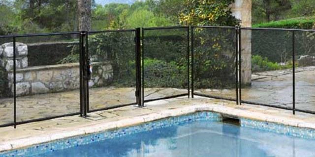 La recinzione per piscina beethoven rende sicura la tua piscina - Recinzioni per piscine ...