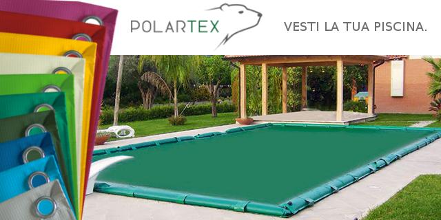 Coperture per piscine Polartex