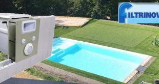 Muro Filtrante per piscine Filtrinov