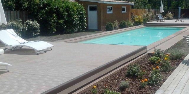Scopri coverwood la copertura mobile a terrazza per piscine - Copertura lavatrice da esterno ...