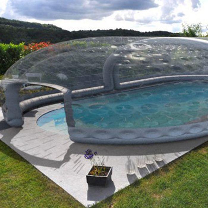 Coperture gonfiabili per piscine poolglobe blog piscine - Piscina gonfiabile 2 metri ...