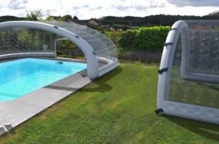 Coperture gonfiabili per piscine PoolGlobe