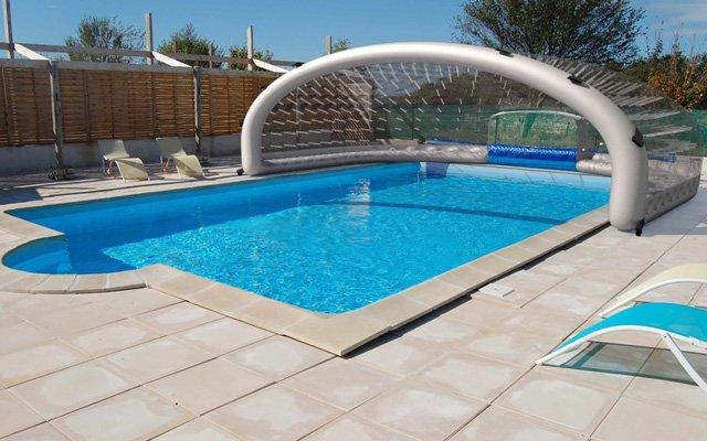 Coperture gonfiabili per piscine poolglobe blog piscine for Coperture per piscine fuori terra intex
