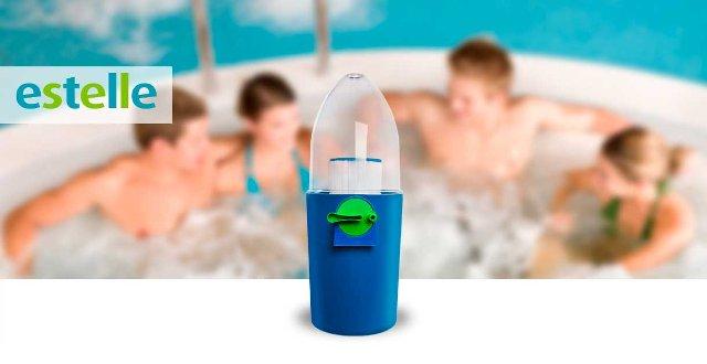 Pulitore per filtro a cartuccia piscina e spa estelle - Filtro cartuccia piscina ...