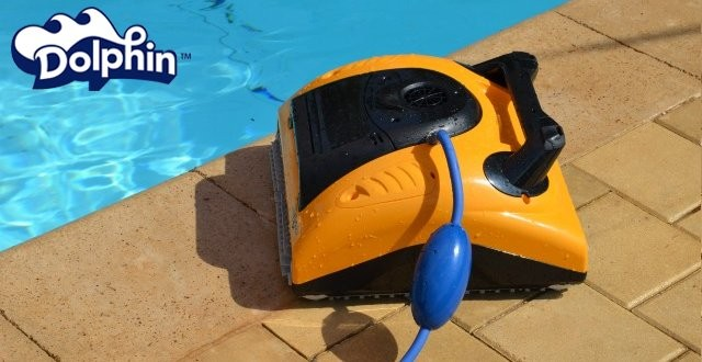 Robot Dolphin W20