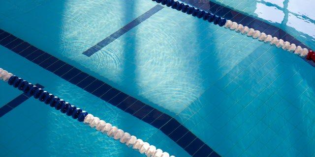 Quantità acqua piscina olimpionica