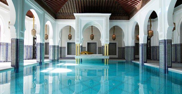 La Mamounia, Marrakech, Marocco